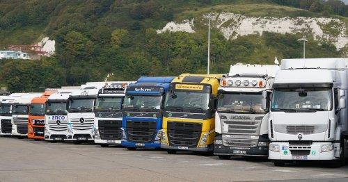 The European response to UK's driver shortage