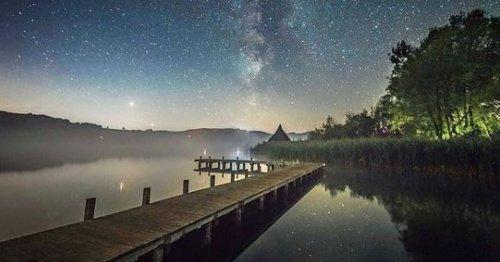 The five best spots for stargazing in Wales