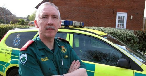Paramedic describes 'tidal wave' of patients staff are seeing each day