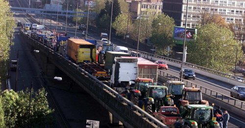 The year fuel shortages brought the UK to a standstill