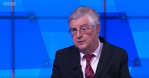 Mark Drakeford condemns claims England helped Wales reach vaccine success