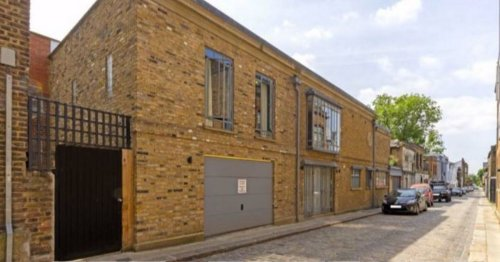 Suggs' former home with underground bar on sale for almost £2m
