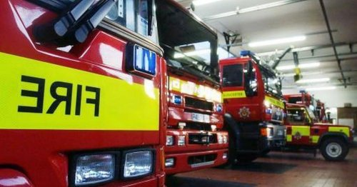 Breaking: Fire Service and Police called to South Belfast blaze