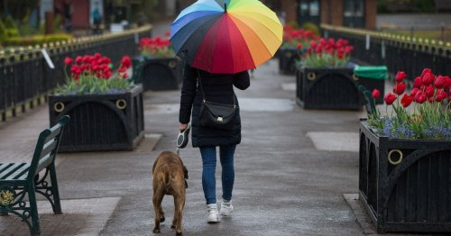 Met Office names the exact day the warm weather will end