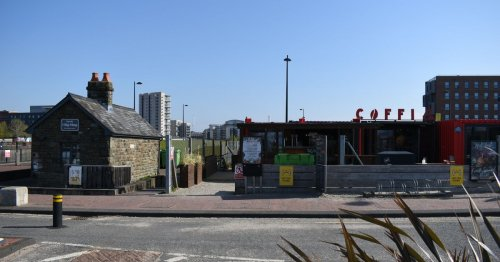 Cafe in Cardiff Bay barred from expanding due to listed cottage