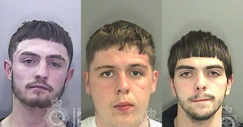 Gang kicked man's head and jaw 'like a football' in violent attack