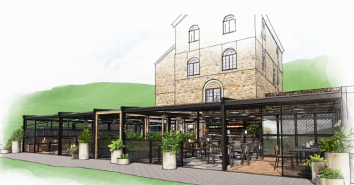 Victorian ironworks set to be transformed into boutique hotel and restaurant