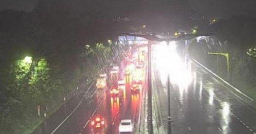 Live updates as torrential rain batters Wales bringing M4 disruption
