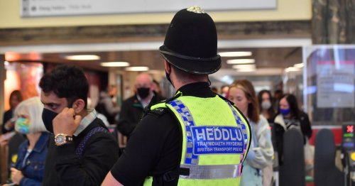 Drugs and weapon crime sees sharp increase on Wales' railways