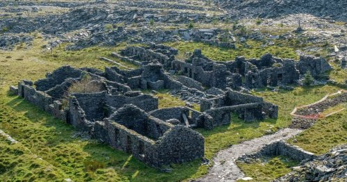 Ruins on Welsh mountaintop could become a World Heritage Site