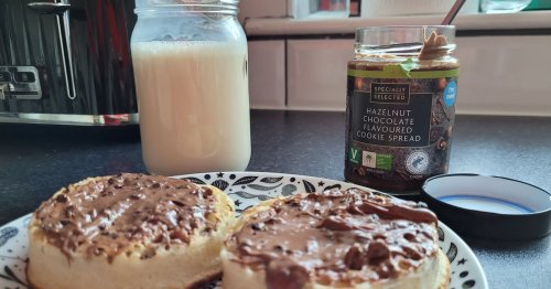 Aldi's new Nutella alternative has one amazing thing the original doesn't have