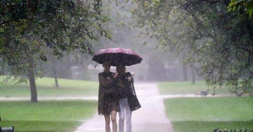 Met Office forecasts torrential rain as autumnal weather sweeps in