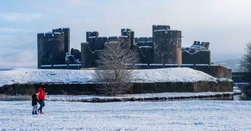 Met Office issues snow warning for parts of UK next week