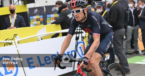 Geraint Thomas on 'dark times' he faced