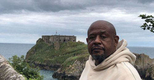 Hollywood star Forest Whitaker sad to be leaving 'magnificent' Wales