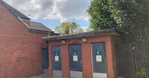Toilets 'ideal for conversion' sell for £75,000 - five times the asking price