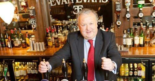 Welsh brewer issues plea for help as he warns of sector's 'total collapse'