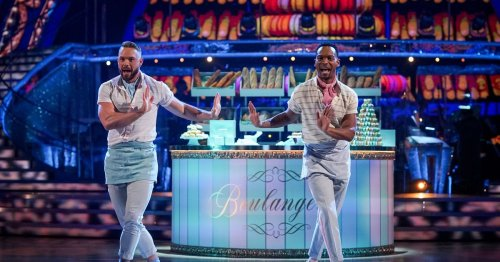 Strictly studio falls silent after remark from John Whaite's friend