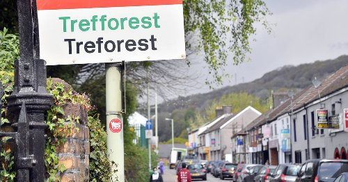 University town's 'forgotten' high street