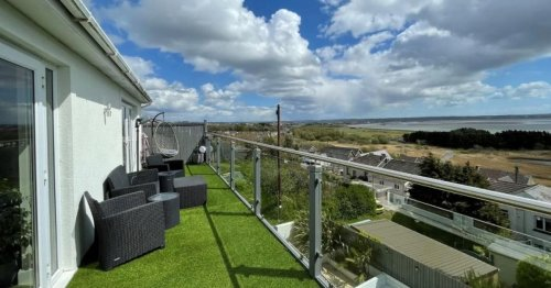 The Welsh coastal property which is the most viewed in the UK