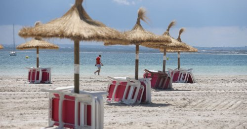 Spain travel warning as flights cancelled, airport closed, and swimming ban