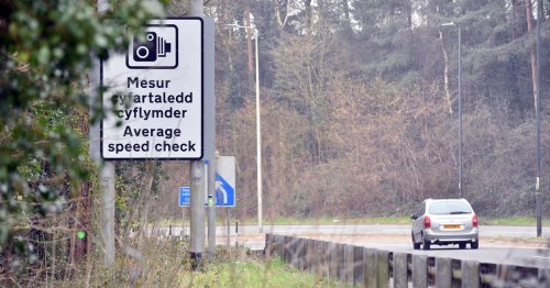 The areas where 50mph speed limits will be enforced from next Monday
