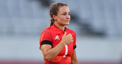 Jasmine Joyce is Wales' best rugby player but now she has to get a full-time job