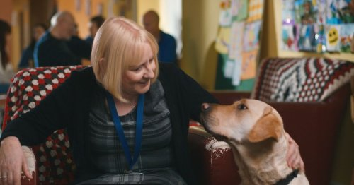 Blind woman feels 'left behind' after guide dog forced to retire