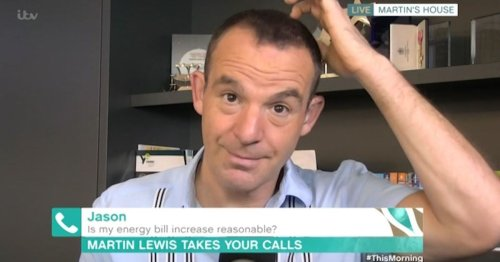 This Morning viewers divided over Martin Lewis' answer to caller