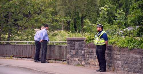 Body of man, 38, pulled from river after falling from bridge