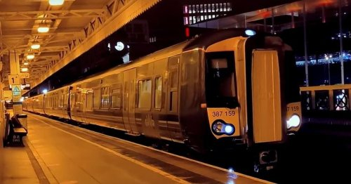 First ever electric-only train runs to Cardiff