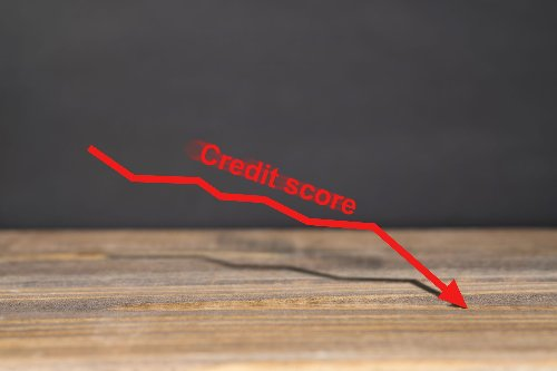 Why Did Your Credit Score Suddenly Drop? | WalletGenius