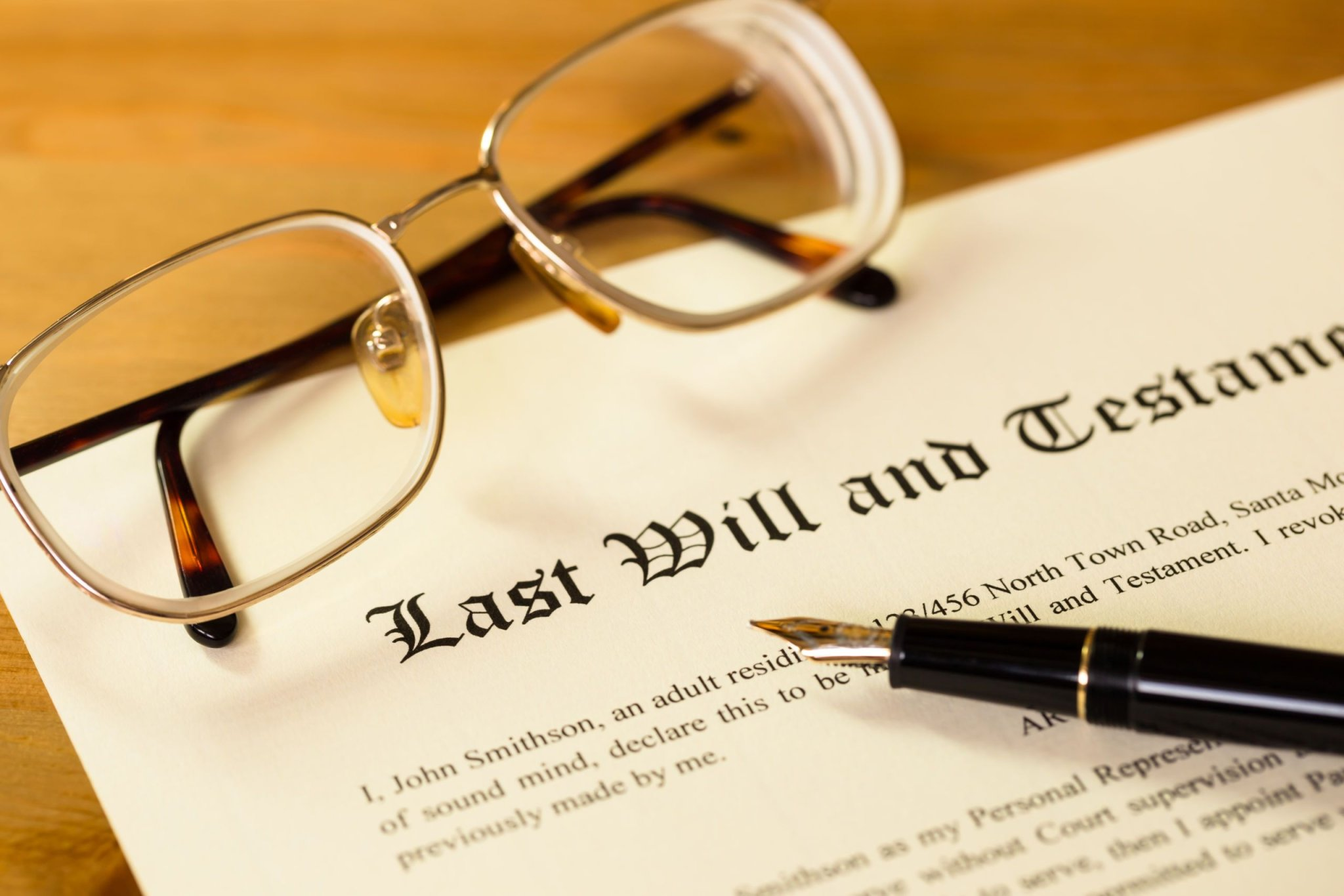 Important Things To Know When Creating Your Will