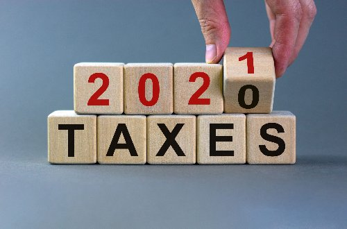 Important Tax Changes You Need to Know About For 2021 | WalletGenius