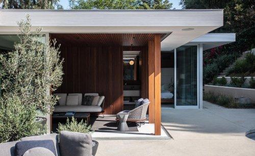 Designer Sophie Goineau refreshes midcentury Beverly Hills home