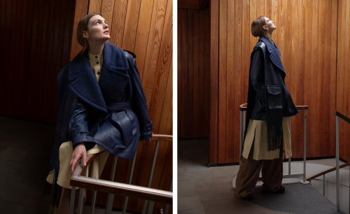 Margot 92: the new coat brand born from a New York encounter