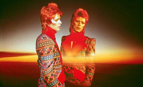 Unseen portraits of David Bowie by Masayoshi Sukita