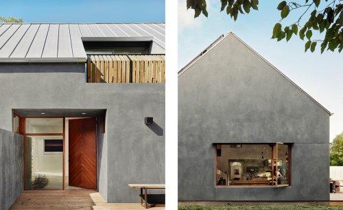 Modern adobe home in East Austin thinks outside the box