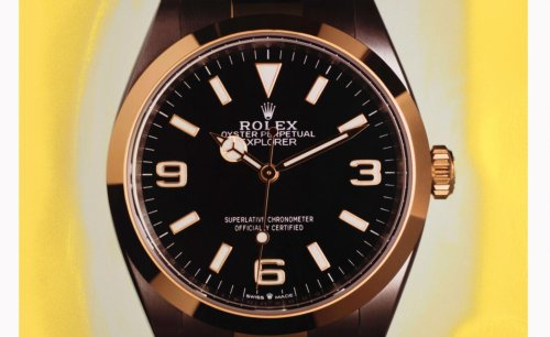 Rolex's latest watch is designed for life's explorers