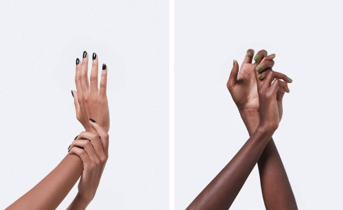 Upend summer nail trends with these black and green shades