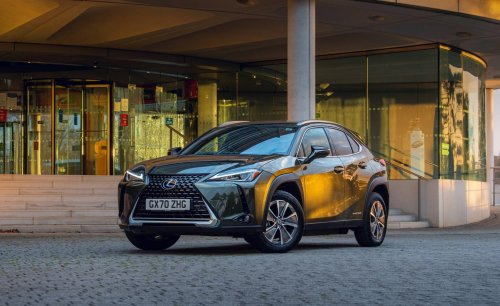 The Lexus UX 300E leaps from hybrid to pure EV