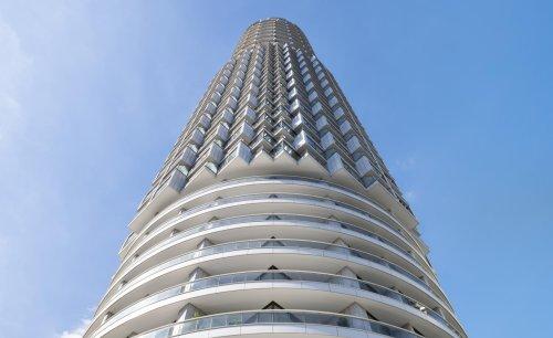 Step inside One Park Drive, Herzog de Meuron's first UK residential tower