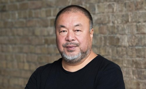 At home with Ai Weiwei