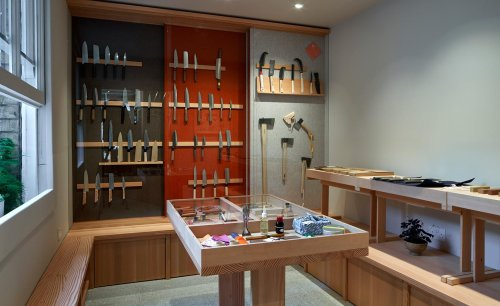 Niwaki is a new outlet for Japan's most innovative tools