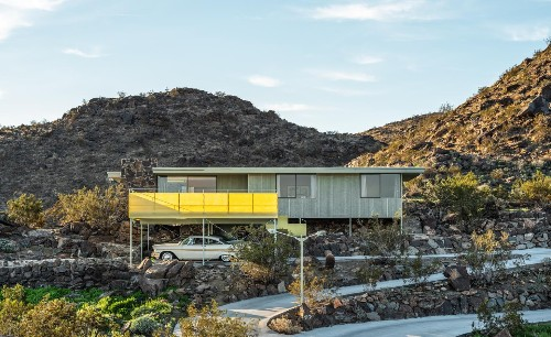 Modernist houses for sale in sunny California