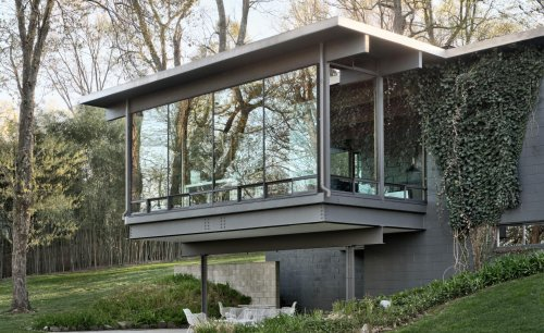 'At The Luss House' celebrates the architecture of Gerald Luss
