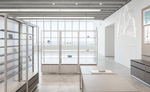 Turner Contemporary shop gets minimalist revamp