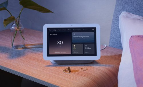 The new Google Nest Hub is an alarm clock on steroids