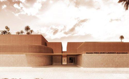 Moroccan jewel: Studio KO reveals design for new Yves Saint Laurent museum