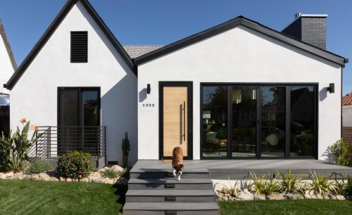 1920s Los Angeles house transformed by Nwankpa Design